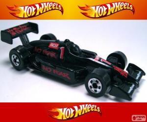 Hot Wheels Racing car puzzle