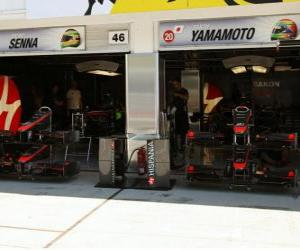 HRT, Hungarian Grand Prix 2010 puzzle
