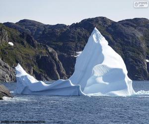Iceberg puzzle