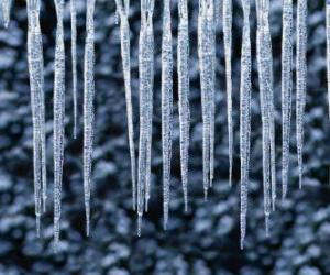 Icicles puzzle