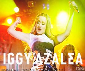 Iggy Azalea puzzle