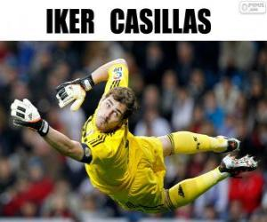 Iker Casillas puzzle