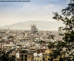 Image of Barcelona puzzle
