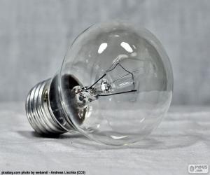 Incandescent light bulb puzzle
