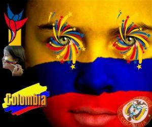Independence Day of Colombia commemorates the July 20, 1810 puzzle