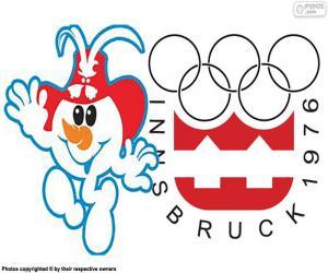 Innsbruck 1976 Winter Olympics puzzle