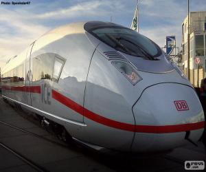 Intercity-Express, Germany puzzle