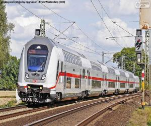 Intercity IC 2, Germany puzzle