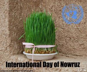 International Day of Nowruz puzzle