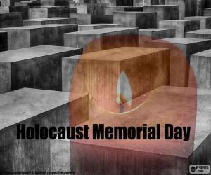 International Holocaust Remembrance Day puzzle