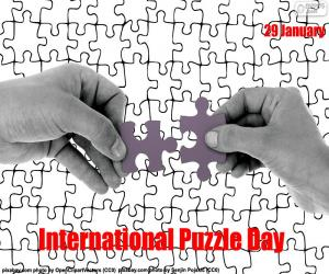 International Puzzle Day puzzle