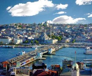 Istanbul, Turkey puzzle