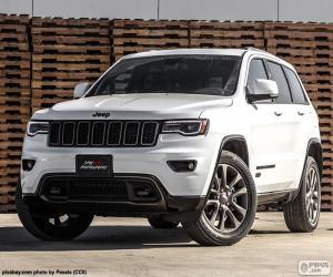 Jeep Grand Cherokee, 2015 puzzle