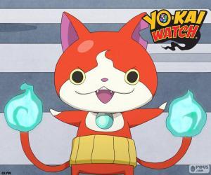 Jibanyan, Yo-Kai Watch puzzle