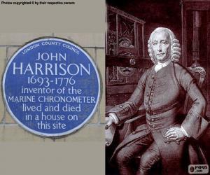 John Harrison puzzle