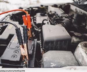 Jumper cable puzzle