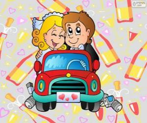Just married couple puzzle