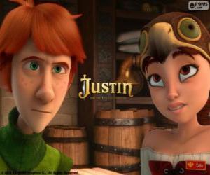 Justin and Talia puzzle