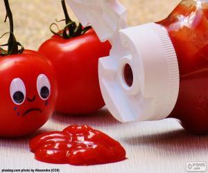 Ketchup puzzle
