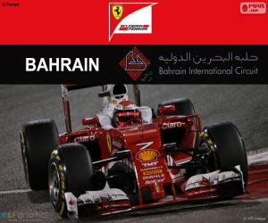 Kimi Räikkönen Bahrain Grand Prix puzzle