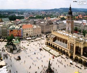 Kraków, Poland puzzle