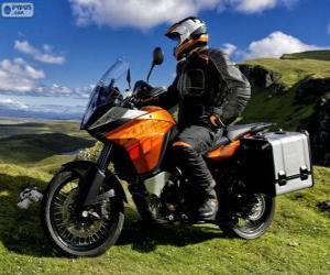KTM 1190 Adventure 2013 puzzle