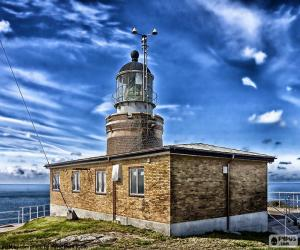 Kullen Lighthouse, Sweden puzzle