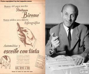 Ladislao Biro puzzle