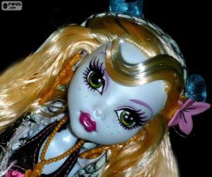 Lagoona Blue from Monster High puzzle