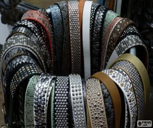 Leather belts puzzle