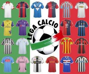 Lega Calcio Serie A puzzle