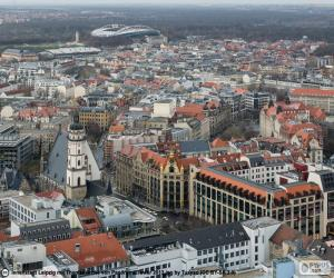 Leipzig, Germany puzzle