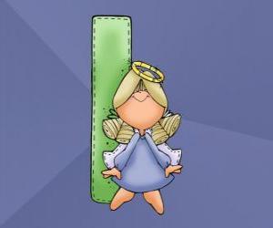 Letter L puzzle