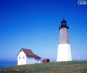 Lighthouse Point Judith, United States puzzle