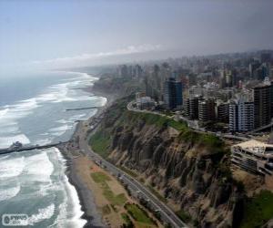Lima, Peru puzzle