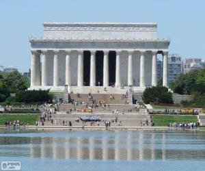 Lincoln Memorial, Washington, United States puzzle