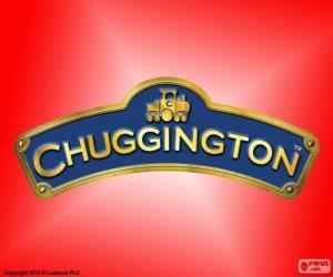 Logo of Chuggington puzzle