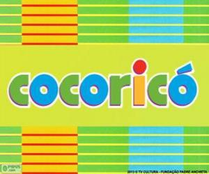 Logo of Cocorico puzzle