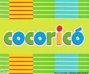 Logo of Cocorico puzzle