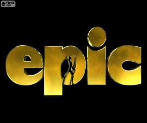 Logo of Epic, the movie puzzle