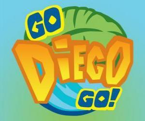 Logo of Go, Diego, Go! puzzle
