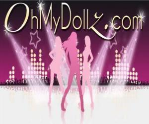 Logo of Oh My Dollz puzzle