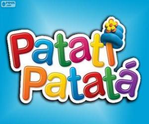 Logo of Patatí Patatá puzzle