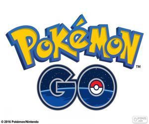 Logo of Pokémon GO puzzle