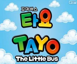 Logo of TAYO The Little Bus puzzle