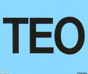 Logo of Teo puzzle