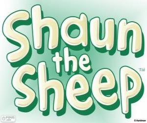 Logo of the sheep Shaun puzzle