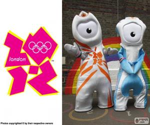 London 2012 Olympic Games puzzle