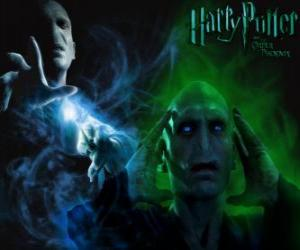 Lord Voldemort is the main enemy of Harry Potter puzzle