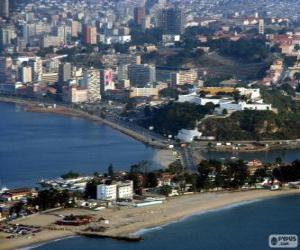 Luanda, Angola puzzle